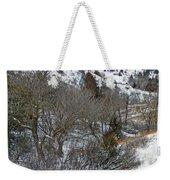 January Badlands Weekender Tote Bag by Cris Fulton