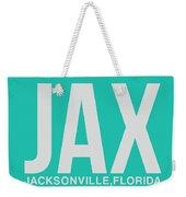 Jax Jacksonville Luggage Tag II Weekender Tote Bag