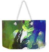 Jeff Beck, Love Is Green Weekender Tote Bag