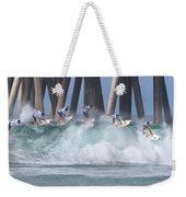 Jeremy Flores Surfing Composite Weekender Tote Bag