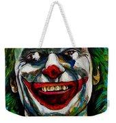 Joker Joaquin Phoenix Weekender Tote Bag