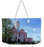 Jones County Court House - Gray, Georgia Weekender Tote Bag