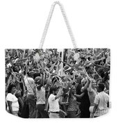 Joy Is Evident Weekender Tote Bag