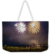 July 4 In Rural America  Weekender Tote Bag by Mary Lee Dereske