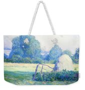 July Afternoon Weekender Tote Bag
