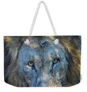 Jungle King With Kill With Killer Looks Weekender Tote Bag