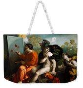 Jupiter  Mercury And Virtus Or Virgo  Weekender Tote Bag