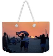 Just Another California Sunset Weekender Tote Bag by Ron Cline