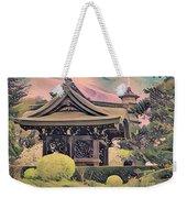 Kanagawa - The Japanese Garden Weekender Tote Bag