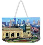 Kansas City 2019 Weekender Tote Bag