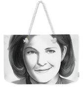 Kate Mulgrew Weekender Tote Bag
