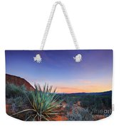 Kayenta Sunset Weekender Tote Bag