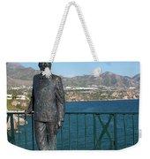 King Alfonso Xii Weekender Tote Bag