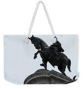 Knight Weekender Tote Bag