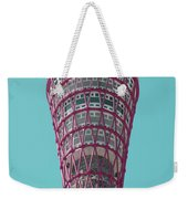 Kobe Port Tower Japan Weekender Tote Bag