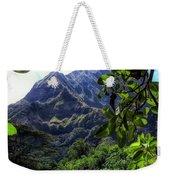 Ko'olau Peak Weekender Tote Bag
