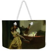 Kreutzer Sonata, 19th Century Weekender Tote Bag
