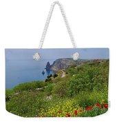 Crimea View, Fiolent Weekender Tote Bag