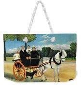 La Carriole Du Pere Junier - Digital Remastered Edition Weekender Tote Bag