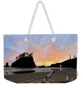 La Push Special Sunset Weekender Tote Bag