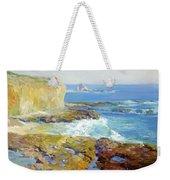 Laguna Rocks Low Tide 1916 Weekender Tote Bag