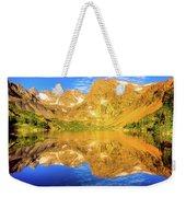 Lake Isabelle, Revisited Weekender Tote Bag