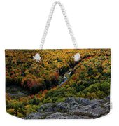 Lake Of The Clouds 7 Weekender Tote Bag
