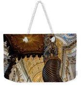 L'altare Di Bernini Weekender Tote Bag