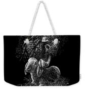 Lamb Weekender Tote Bag by Clint Hansen