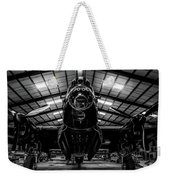 Lancaster Bomber Just Jane Bnw Weekender Tote Bag by Scott Lyons
