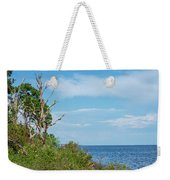 Landscape By The Sound Weekender Tote Bag