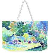 Landscape - Digital Remastered Edition Weekender Tote Bag