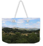 Landscape View From Little Langdale Weekender Tote Bag