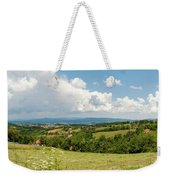 Landscape With Orchards Weekender Tote Bag