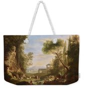 Landscape With Water Weekender Tote Bag