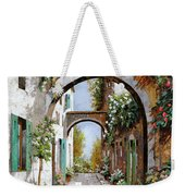 L'arco Dell'angelo Weekender Tote Bag