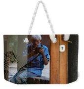Latin Ensued Weekender Tote Bag