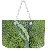 Laughing Leaves Weekender Tote Bag