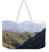Layers Of A Mt. View Weekender Tote Bag