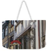 Le Tire Bouchon Winstub Sign Weekender Tote Bag