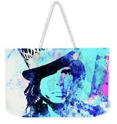 Legendary Aerosmith Watercolor Weekender Tote Bag