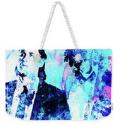 Legendary Pulp Fiction Watercolor Weekender Tote Bag