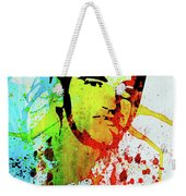 Legendary Quentin Watercolor I Weekender Tote Bag