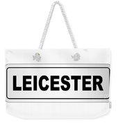 Leicester City Nameplate Weekender Tote Bag