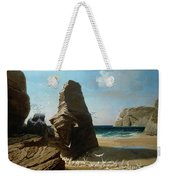 Les Petites Mouettes, Small Seagulls Weekender Tote Bag
