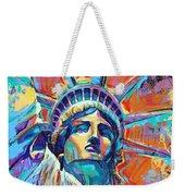 Liberty In Color Weekender Tote Bag