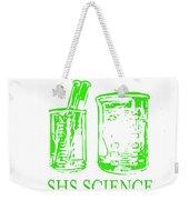 Life Is A Lab Weekender Tote Bag