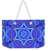 Life On A Blue Planet Weekender Tote Bag