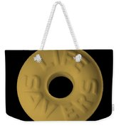 Life Savers Butterscotch Weekender Tote Bag