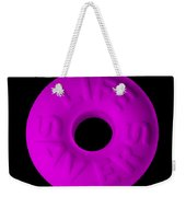Life Savers Grape Weekender Tote Bag